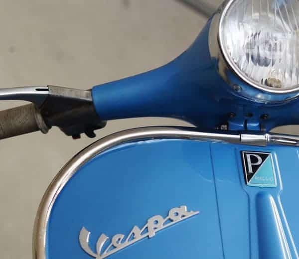 Vespa 125 VNB von 1960