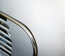 Vespa 150 VBB silber von Mainroller Frankfurt