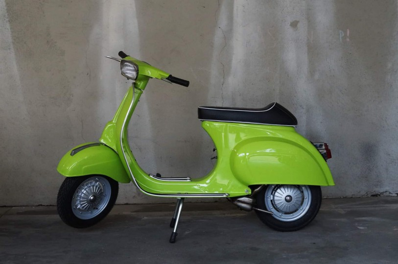 vespa 50n special von 1975 mainroller. Black Bedroom Furniture Sets. Home Design Ideas