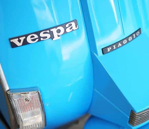 Vespa PX200E Lusso von 1985