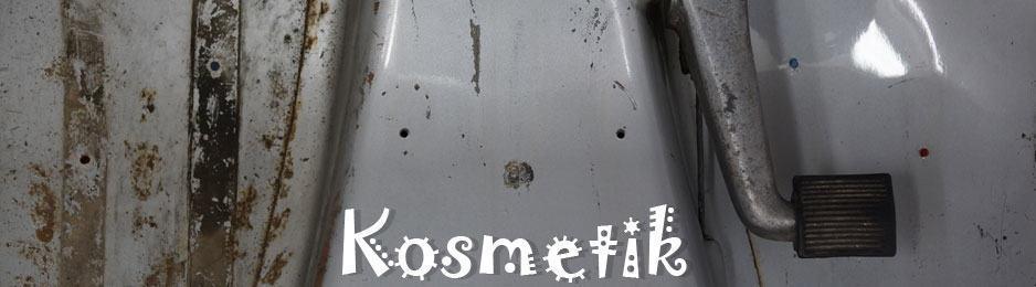 Vespa Kosmetik Titelbild