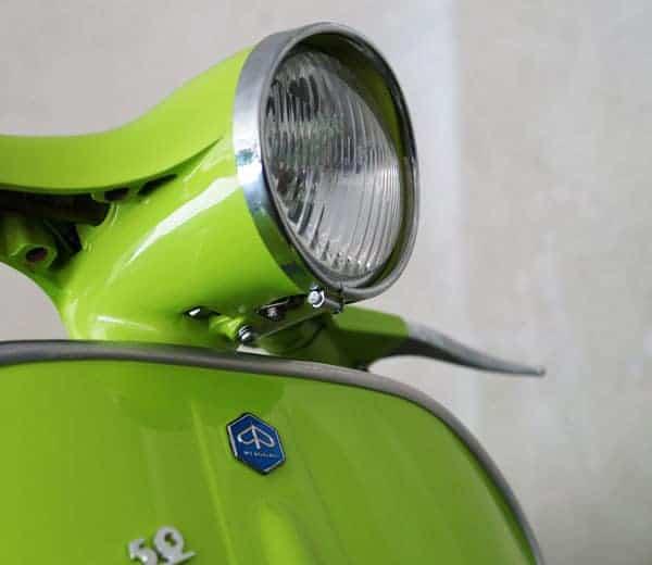Vespa 50 R | Apfelgrün