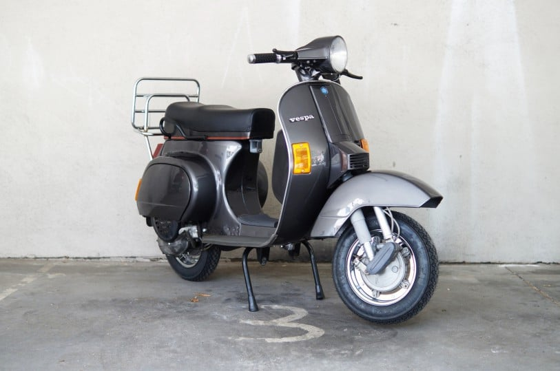 vespa pk 50 xl von 1986 mainroller. Black Bedroom Furniture Sets. Home Design Ideas