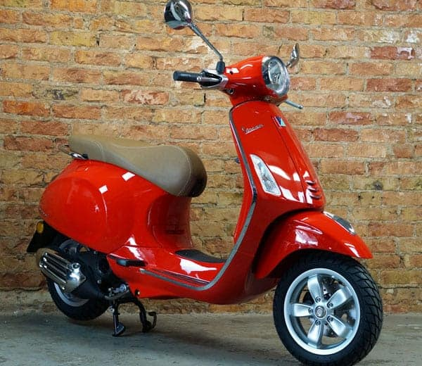Vespa Primavera 50 iGet rot | EUR 3290