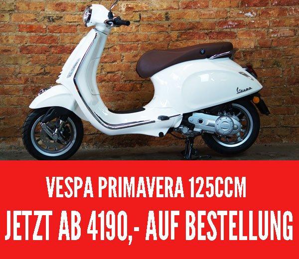 Vespa Primavera 125