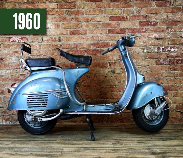 Vespa 150 VGLA 1960