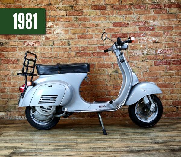 Vespa 50 Special 1981