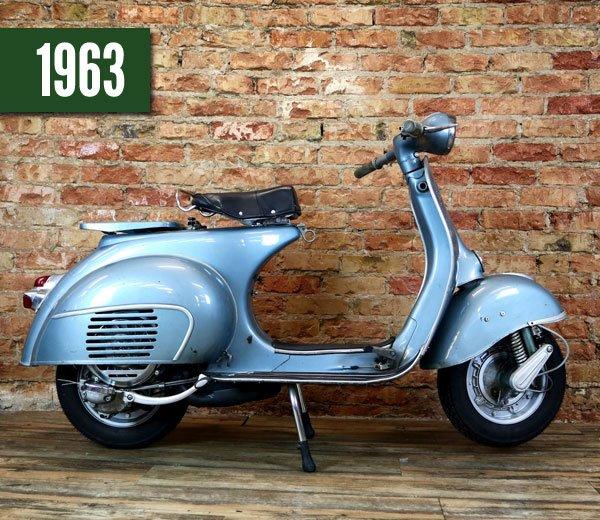 Vespa 150 Touring 1963