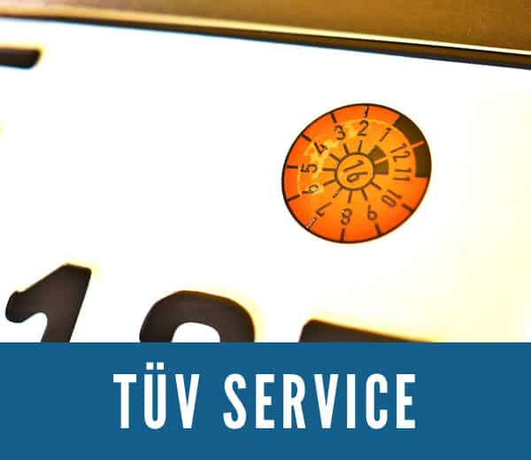 TÜV Service Roller und Motorrad