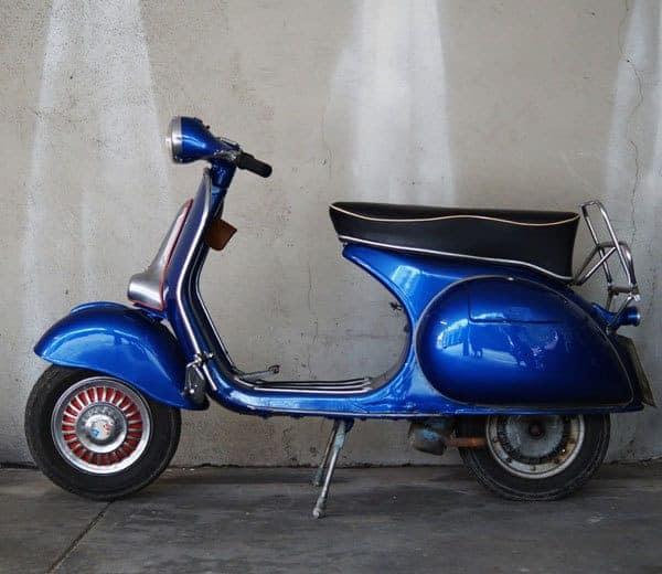 Vespa 150 GS3 von 1961 | Basis