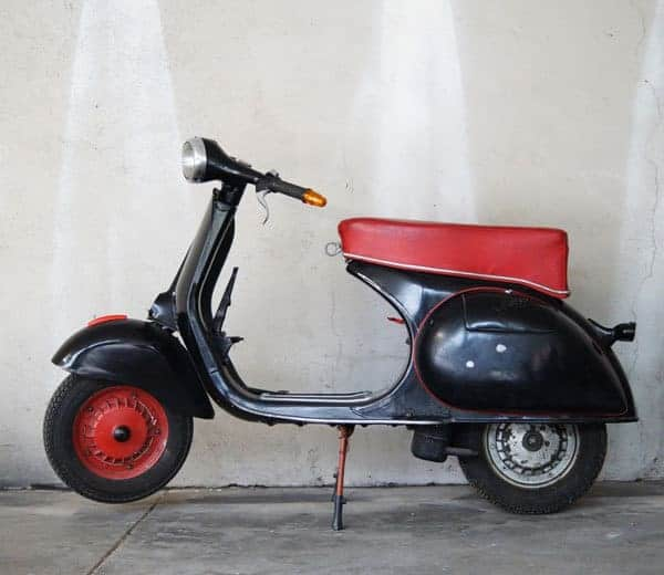 Vespa 150 GS3 von 1960 | Basis