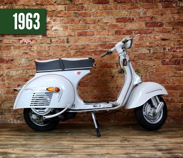 Vespa 160 GS 1963