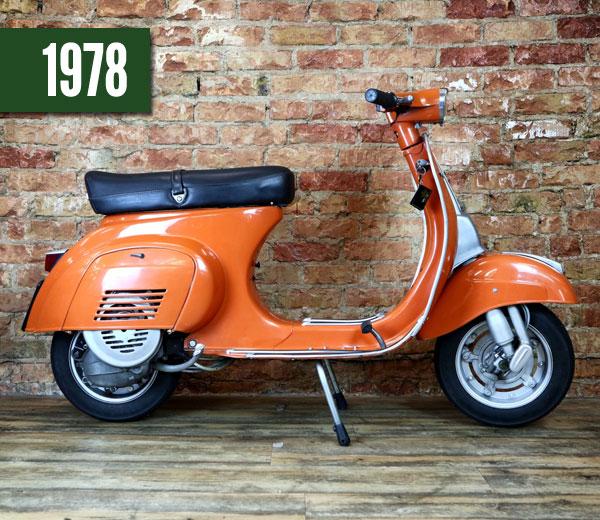 Vespa 50 Special 1978